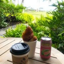 ハワイ9日目の朝
