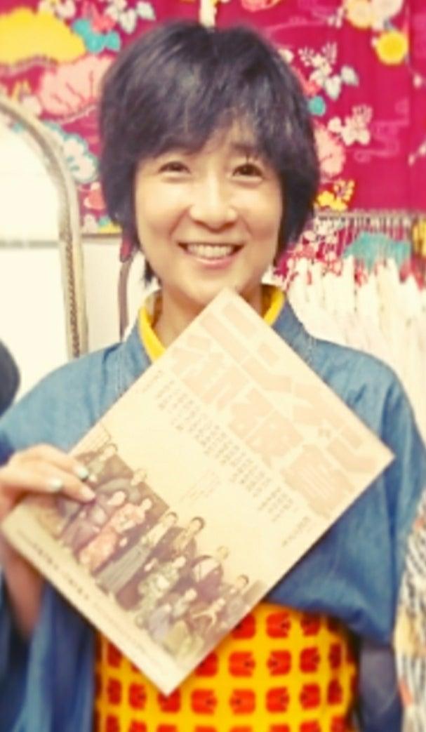 ゆめずきんちゃん。   藤田朋子オフィシャルブログ「笑顔の種