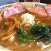 ④つけ麺目黒屋・4(目黒屋らーめん+チャーシュー増し)らーめん@馬込沢の画像