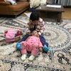 軽井沢の両親と合流中の画像