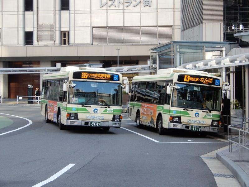 大阪シティバス初乗車 | Y14編成...