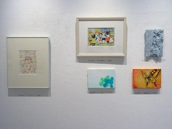 ギャラリーQ - 銀座のアートブログ画廊企画「進川桜子展 花は纏える言葉」