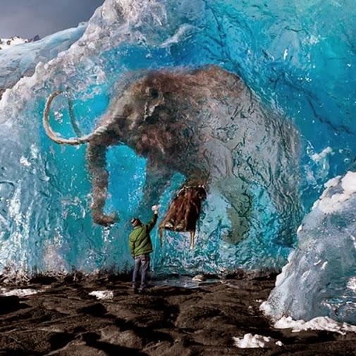 永久凍土に眠る冷凍マンモス | なゆの自分らしく今を生きる日常心理学