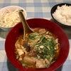 岡山市野田 チタさん チゲスープの画像