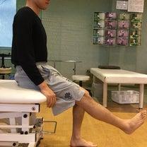 膝を曲げる運動  2の記事に添付されている画像