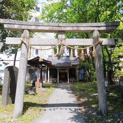 【御朱印あり】仙台市 馬上蠣崎神社 役行者がいたの記事に添付されている画像