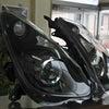 スバル R1 ヘッドライトカスタム シート張替え & GWのお知らせの画像