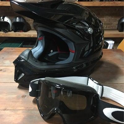 シールド付きオフロードヘルメットは無いけれど…の記事に添付されている画像