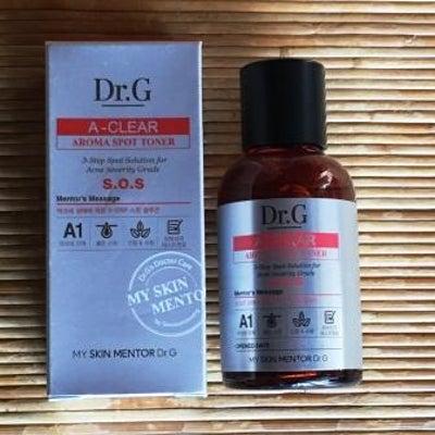韓国ドクターズコスメ「Dr.G」のニキビケア化粧水が効果覿面!の記事に添付されている画像