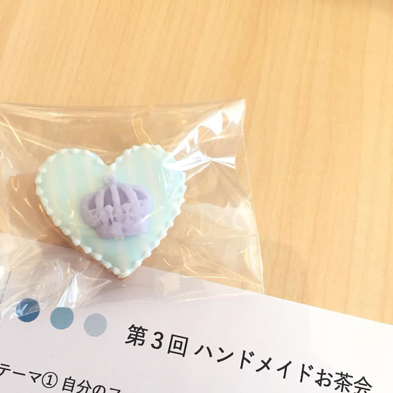作品・アイシングクッキー