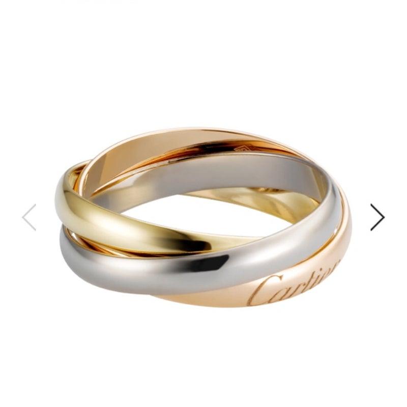 05f2edba45248 画像  悦子の嫁入り 結婚指輪を買いに銀座カルティエへ の記事