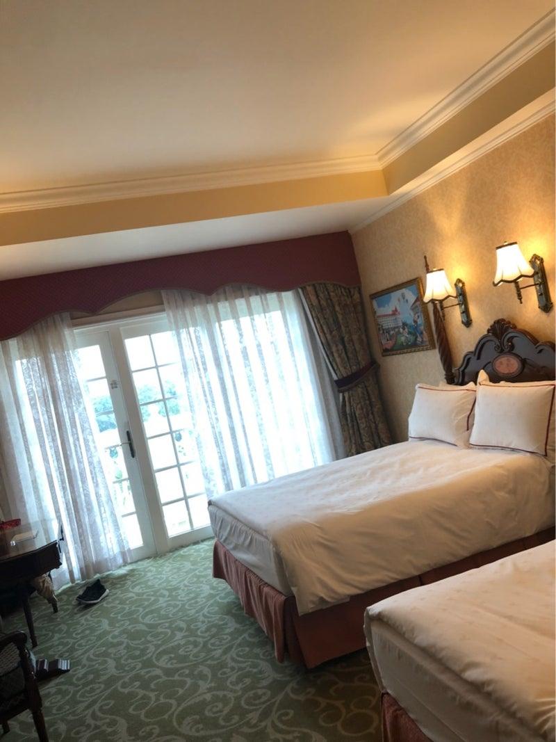 香港ディズニー1日目⑥香港ディズニーランドホテルのお部屋の中 | mimiの