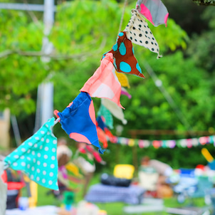 キャンプイベント9月の画像