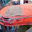 2018-193- ブレーキマスターシリンダー、部品が金属-鋳物!!って、ついこの前、洗濯機の軸の記事より