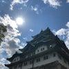 名古屋城天守閣❤️階段で登りましたの画像