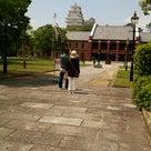 さえさん、姫路城に来る 前編の記事より
