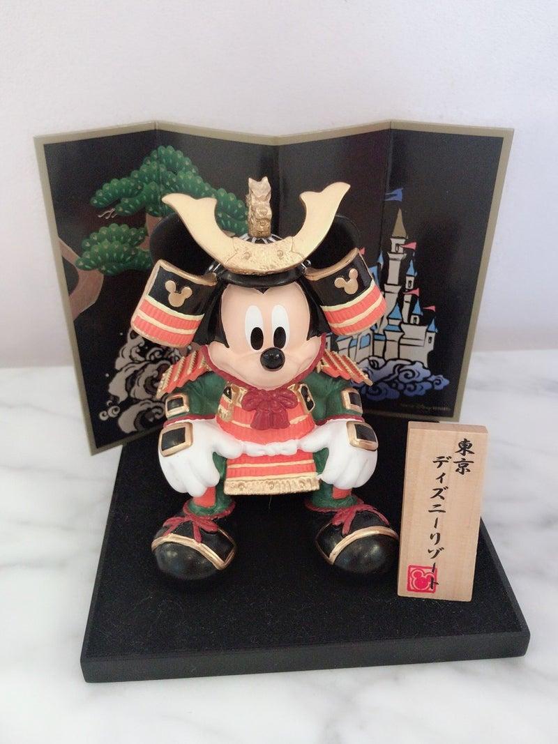 ミッキーの五月人形♡ | 川崎希オフィシャルブログ「のぞふぃす´s
