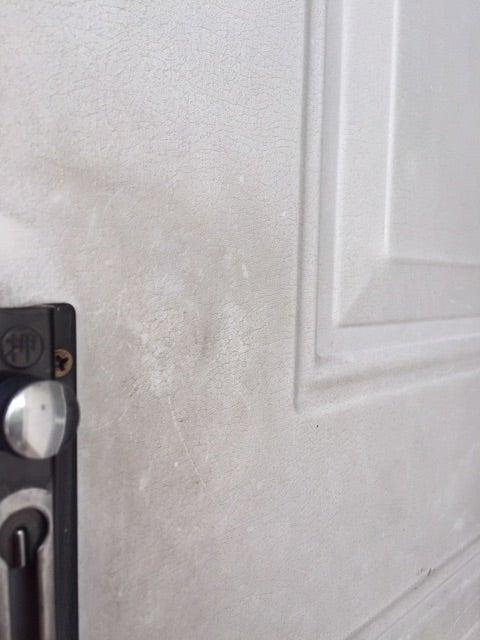 玄関 ドア 掃除