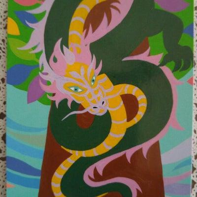 1月8日✨龍神カードメッセージの記事に添付されている画像
