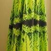 ホルタースタイルのドレス、イージーリボンドレスA O-389のティーリーフ柄での画像