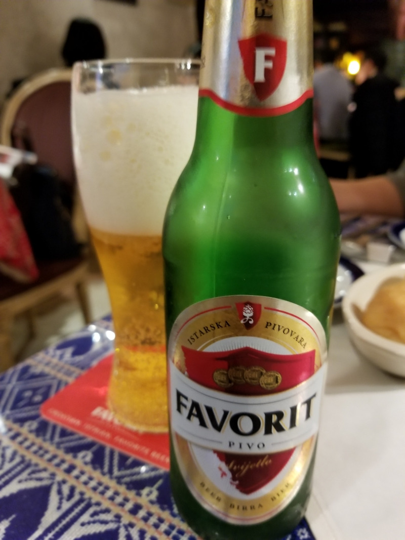 クロアチアビール