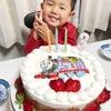 五男、3歳のお誕生日♡の画像