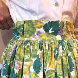 画像 50's vintage skirt の記事より 9つ目