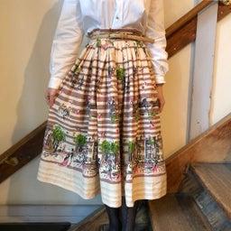 画像 50's vintage skirt の記事より 4つ目