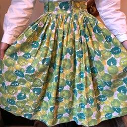 画像 50's vintage skirt の記事より 7つ目