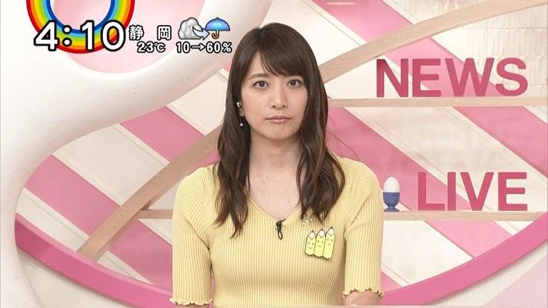 キー局女子アナのTVPhotoOha!4 NEWS LIVE 笹崎里菜 05/02