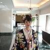 出張ヘアメイク/和装結婚式雑誌「日本の結婚式」撮影から〜③の画像