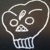 ◆ひの新選組まつり◆近藤勇◆髑髏の刺繍サコッシュバッグ◆新選組グッズ池田屋/日野市観光協会の画像