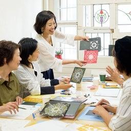 画像 【お知らせ】曼荼羅アート入門レッスン〜ディプロマ取得講座 の記事より 2つ目