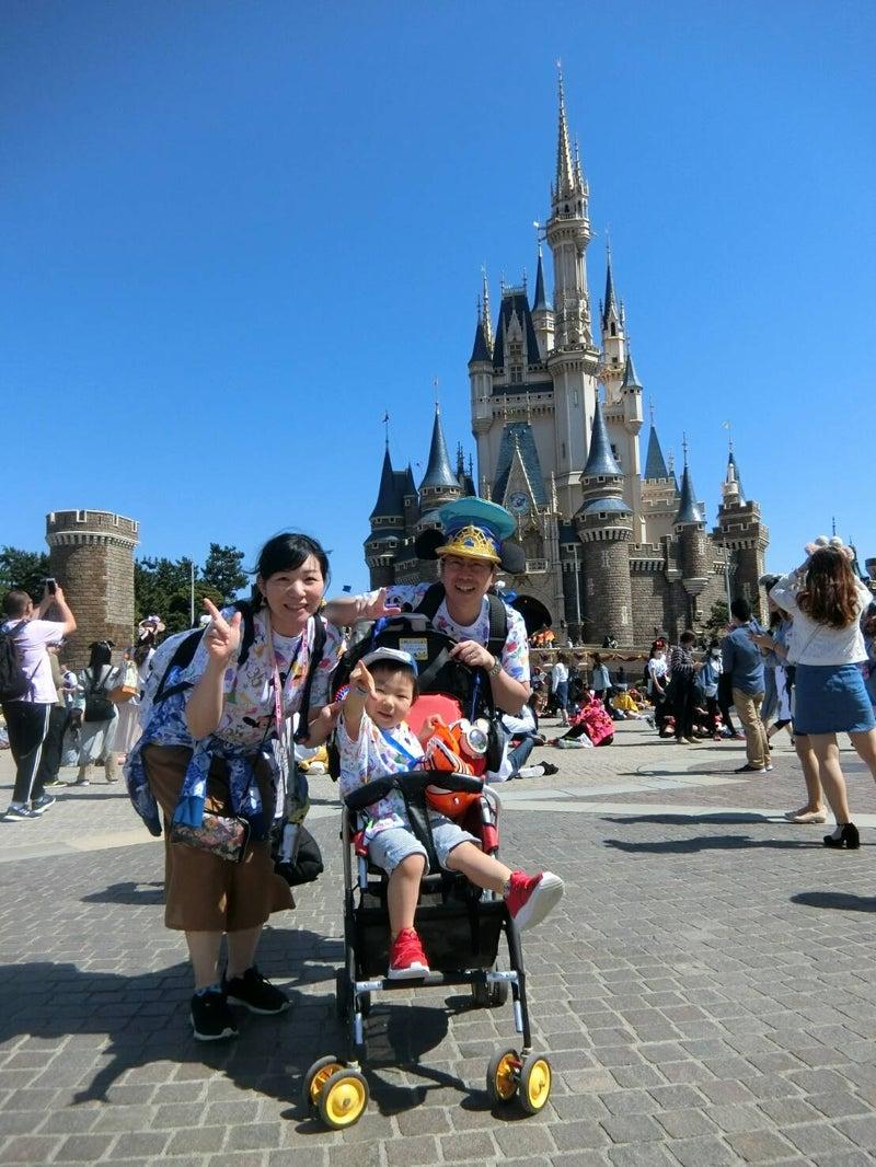 2歳児とディズニーリゾートGW2泊3日の旅 前編 | 澄川みずたはり