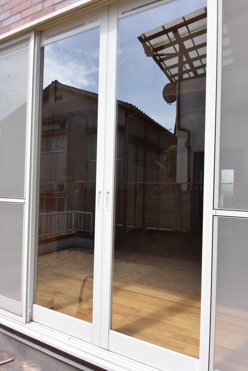 呉市リフォーム  イッコー建築事務所  窓・サッシを機能抜群の複層ガラスに