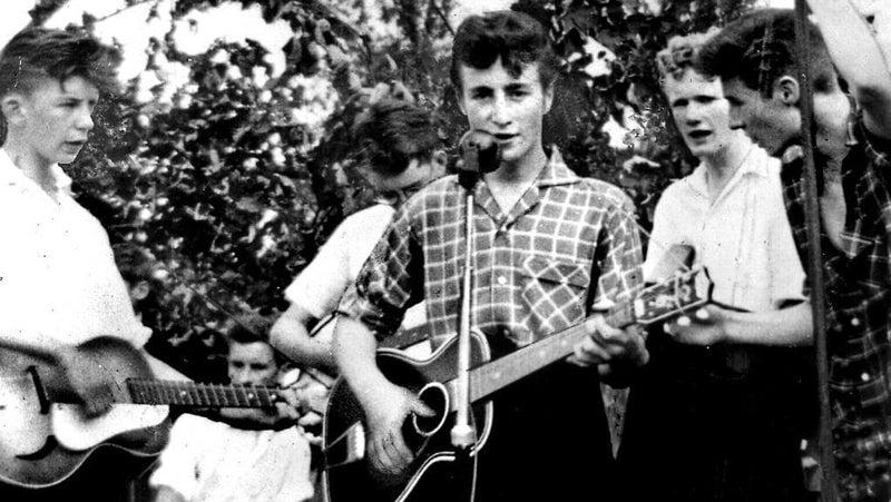 1955年、英国ロックの始まりはス...