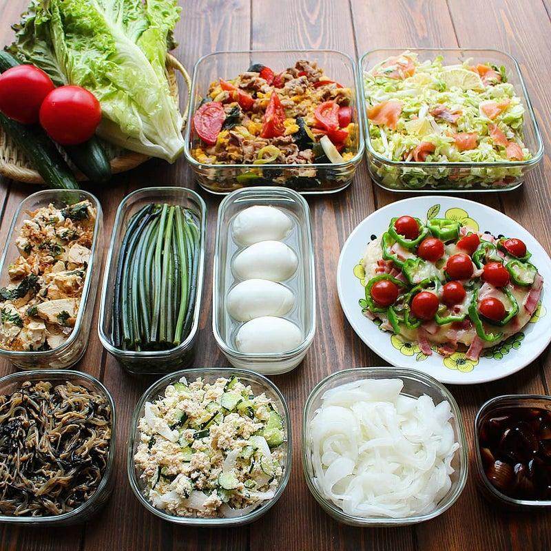 作り 置き ダイエット レシピ