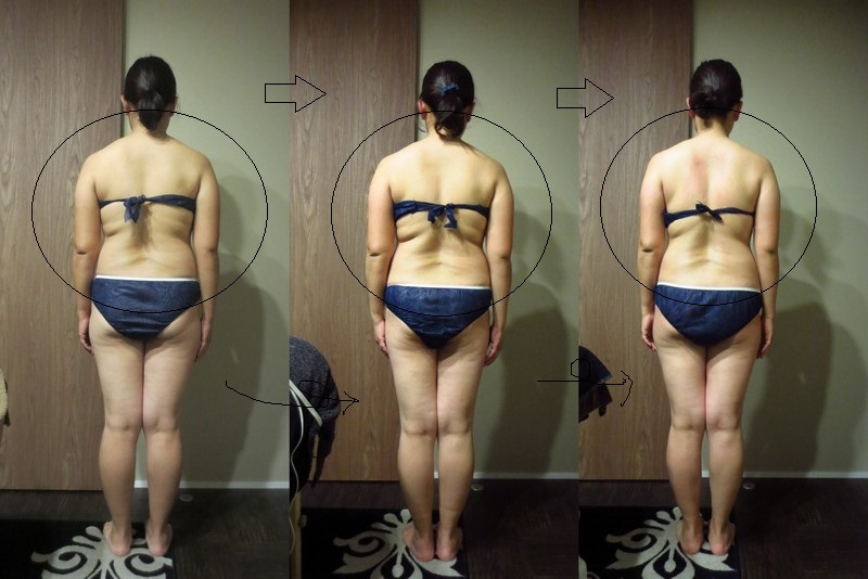 痩せる=体重減少ではない。体重が減らないのにミルミル痩せるの記事より