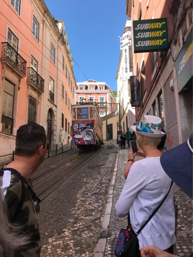 ポルトガルのバリアフリー状況  車いすでも旅は出来るのかの記事より
