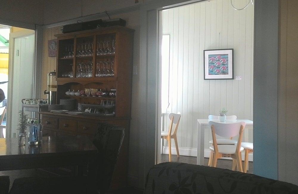 Bramble Place Tea Coffee Sandgate Qld