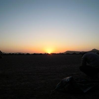 サハラマラソンレポート②(モロッコ着→スタート)の記事に添付されている画像