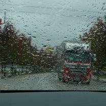 雨の日も安全・快適ドライブ!梅雨・大雨対策するなら今!車の快適な視界を守るガラスの記事に添付されている画像