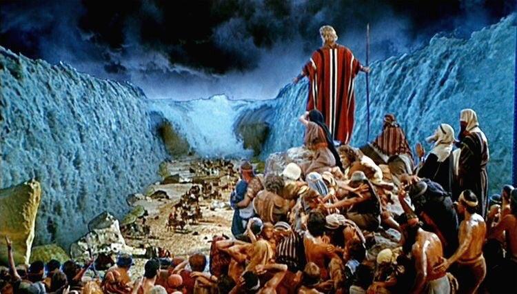 映画「神と王」。出エジプト記(...