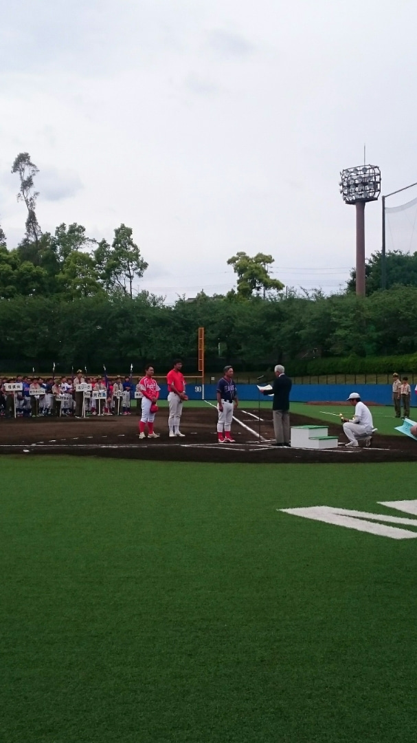 2018年  第85回松戸市ジュニアソフトボール連盟大会開会式!
