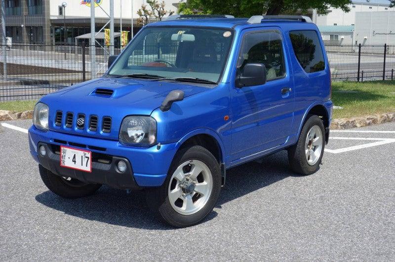スズキ ジムニー 4WD ターボ