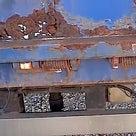 2018-239 50BL真鍮金網とアラミド繊維に塗り込んで!!FRP積層ラミネート!!の記事より