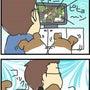 ★4コマ漫画「クラッ…