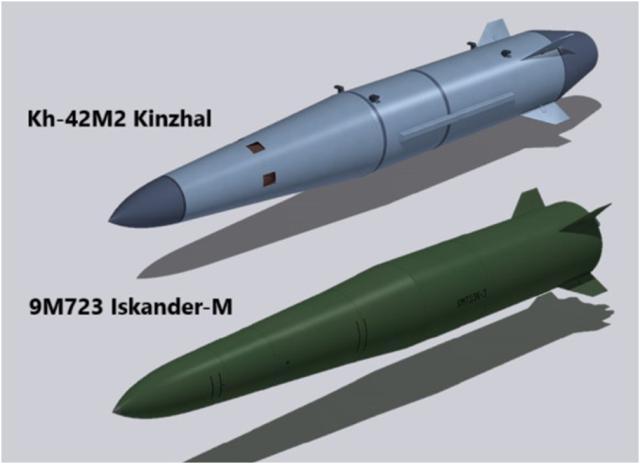 空中発射弾道ミサイル