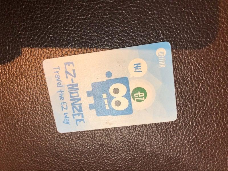 Ez link カード