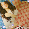 BAILA(バイラ)6月号×GUCCI グッチ マイ スクラップブック♡の画像